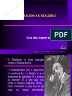 Naturalismo e Realismo11a
