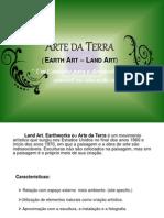 Arte da Terra, Arte Ambiental
