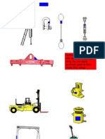 Color Code Lifting Equipment