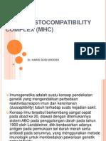 MAJOR HISTOCOMPATIBILITY COMPLEX (MHC).pptx