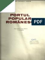Portul Popular Romanesc