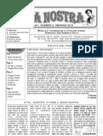 Vita Nostra - anno I n°1