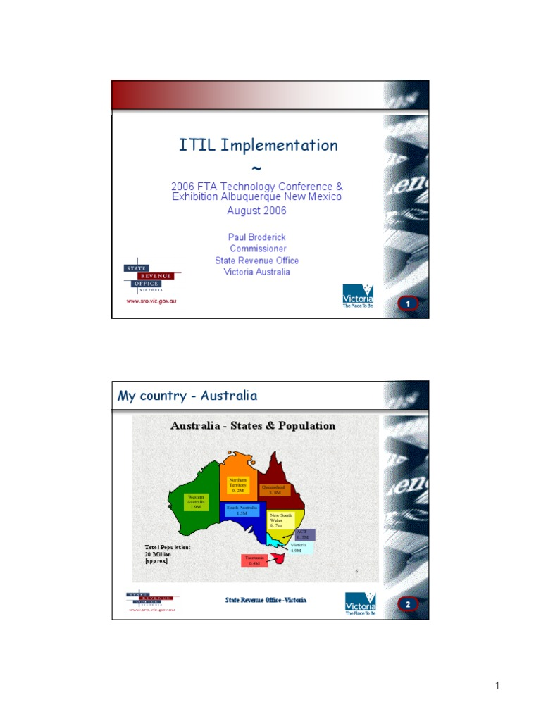 Broderick New Itil Itil Accountability