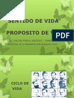 EL SENTIDO DE VIDA.ppt