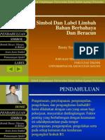 Simbol Dan Label b3