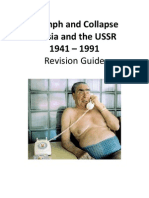Soviet Union REVISION GUIDE