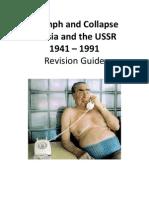 Soviet Union REVISION GUIDE