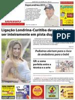 Jornal União - Edição de 10 à 23 de Abril de 2013