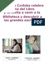 Grandes Autoras de La Biblioteca
