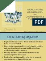 Values_Attitudes_Job Satisfaction and Counterproductive Work Behaviors