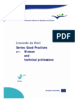 Women and Technical Professions - JUL 2003
