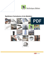 Technique Beton Systemes d Armatures Et de Dilatation Section 4