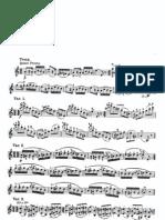 Caprice No. 24 Capricho No 24 - Violin