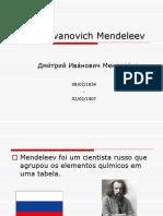 Dmitri Ivanovich Mendeleev.ppt