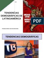 LATINOAMERICA Demografía