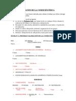 TEMA 2.VALORACIÓN DE LA CONDICIÓN FÍSICA