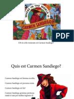 Ubi in Orbe est Carmen Sandiego? (Countries)