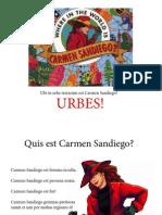 Ubi in Orbe est Carmen Sandiego? (Cities)