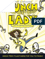 Lunch Lady Chapter Sampler