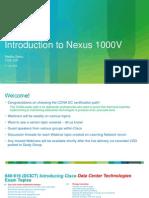 CCNA Datacenter N1KV Intro Final