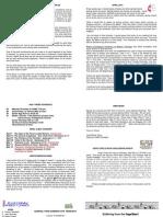 Oakmont UMC Newsletter Apr 13
