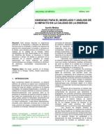Metodologías Avanzadas para el Modelado y Análisis de Armónicos y su Impacto en la Calidad de la Energía