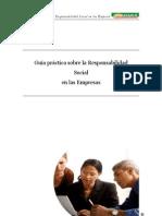 Guía RESPONSABILIDAD SOCIAL EMPRESA