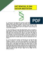 2903134 DNA Activation Meditation