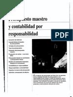 Cap.06 Presupuesto Maestro y Contabilidad Por Responsabilidad
