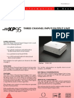 PP2121 3 Channel Input Output Unit PIN