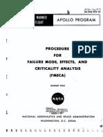 NASA Apollo FMEA