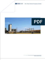 D.G.khan Cement Company Limited 2011-12 Annual Report