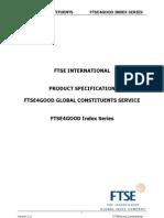 FTSE4Good Global Constituents