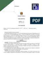 Legea Cu Privire La Protectia Concurentei in Republica Moldova