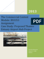 Commercial Context of Project Management
