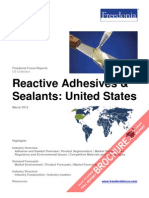 Reactive Adhesives & Sealants