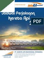 eBook Jadwal Perjalanan KAI