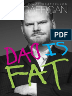 Dad is Fat by Jim Gaffigan - Excerpt