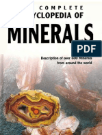 The Complete Encyclopedia of Minerals