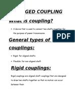 Full Design of Flange Coupling
