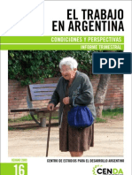 CENDA Informe Laboral 16
