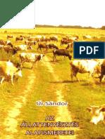 Úr Sándor - Az állattenyésztés alapismeretei