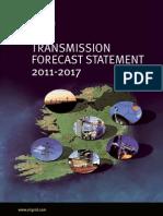Transmission Forecast Statement 2011-2017-Web Version2