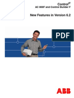 AC 800F and Control Builder F New Features in Version 6.2