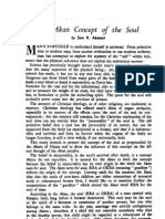 The Akan Concept of the Soul