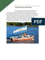 nota-2º Expedición Mesopotamia en Santa Elena