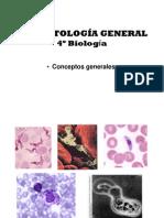 1 Conceptos Generales en Parasitologia