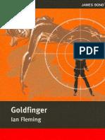 Ian Fleming. Goldfinger (L5)