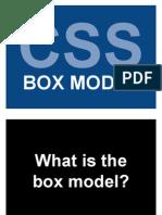 Css Boxmodel