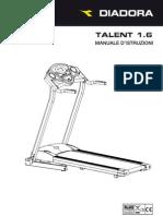 Manuale Talent 1.6